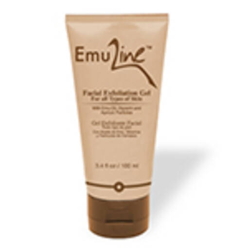 Emuline Gel exfoliante facial