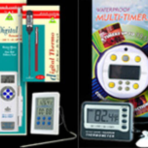 TERMOMETROS DIGITALES-digigal thermometers