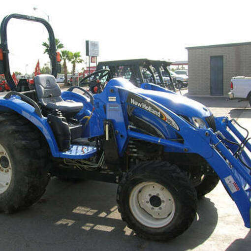 Tractores agricolas New Holland